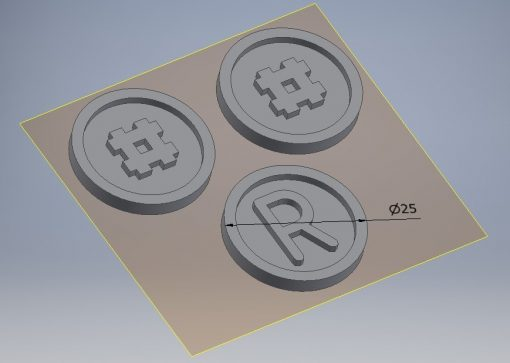 NEW 3d printable marker