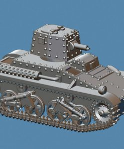 Vickers Dutchman 15mm