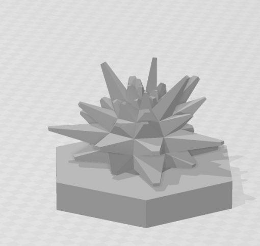 Starshell Model
