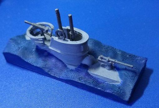 surface U-99