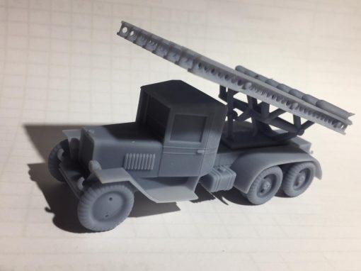 BM-13 Katyusha